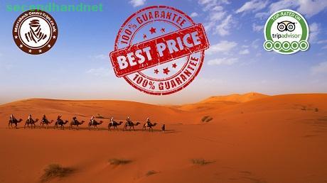 Marrakech desert trips organize a range of wide of Marrakech