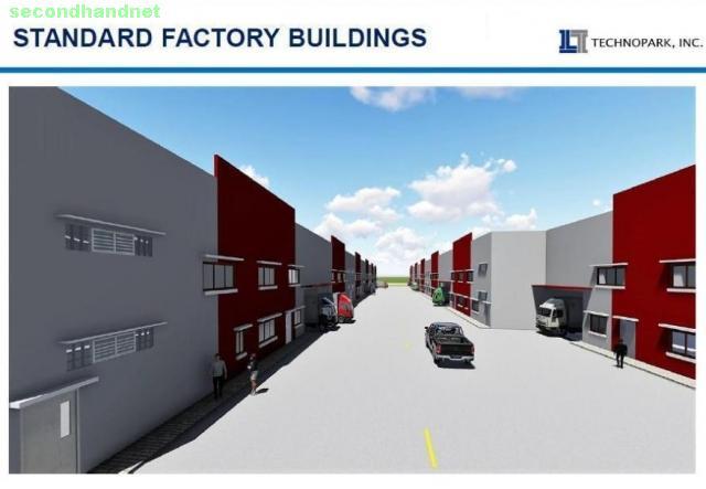 Cavite Technopark Warehouse For Rent