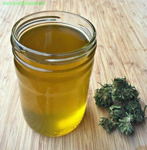 Buy High Grade THC Cannabis oil Online