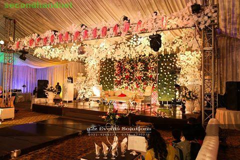 One and Only Royal Class Weddings Planners and Caterers in Pakistan