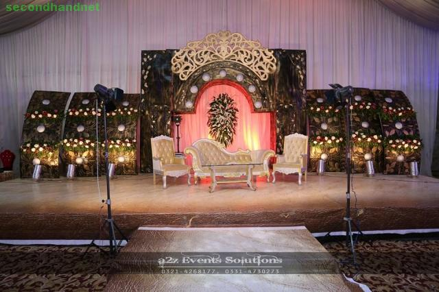 Weddings Management Company in Lahore, Wedding Setups Designers and Decorators