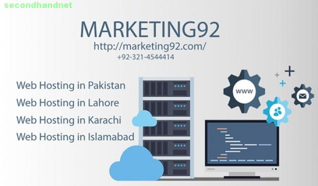 Web hosting in Pakistan-Web hosting in Lahore