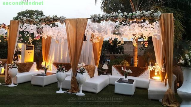 We are events management services provider, working in Lahore Pakistan