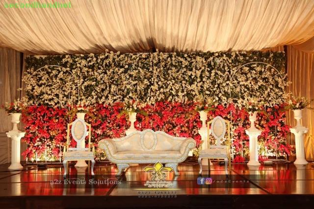 Top Class Weddings Events Decorators and Caterers in Lahore