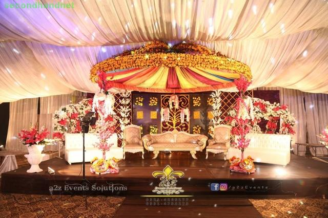 One of the best and Unique Weddings and Events Planners in Pakistan