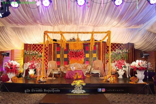 Events and weddings services providers in Lahore Pakistan
