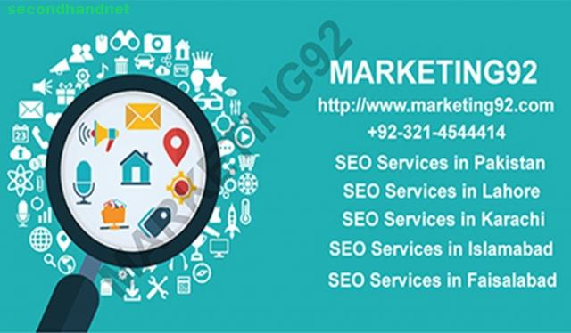 Marketing92: SEO Service in Lahore – SEO Expert in Lahore