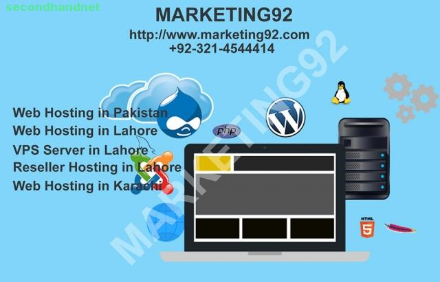 Affordable Services of Web Hosting in Lahore, Pakistan
