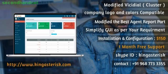 KingAsterisk Technologies Provided Vicidial Solutions For All Clients.