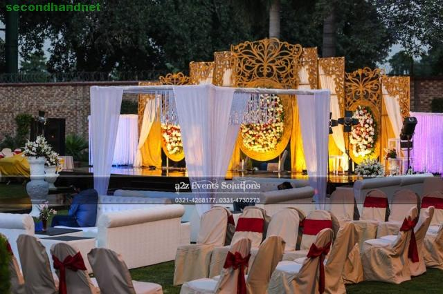 We have best solutions for your Events