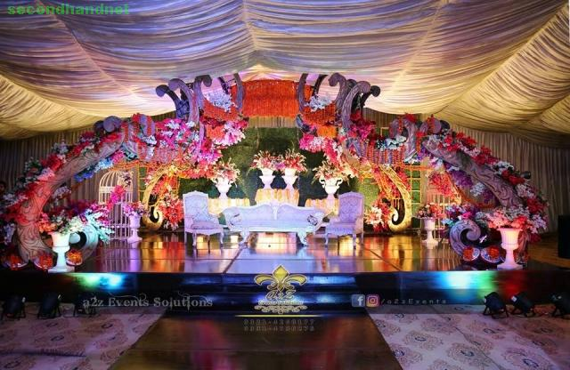We have wedding packages for Pakistani families around the world