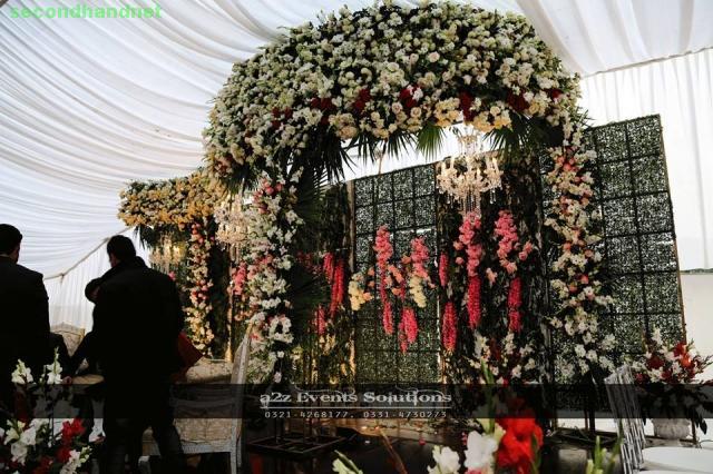 Best wedding events planners in Lahore Pakistan